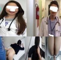 Caiu na net estudantes de medicina tanzando na clinica da universidade