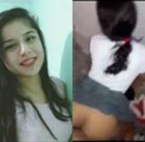 Gaby sanches estudante de 18 anos matou aula e liberou sua bucetinha