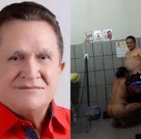 Video intimo do prefeito de uruburetama josé hilson vazou na net
