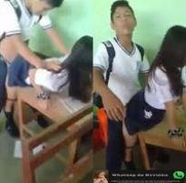 Whatsap da novinha: novinha safadinha liberando a bucetinha no intervalo da aula e vazou no whatsapp