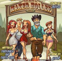 Quadrinhos eróticos incesto pai e filha lições da fazenda 17