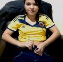 Lorena gostosa peladinha na webcam