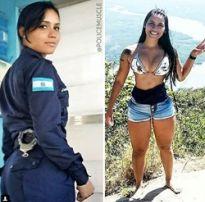 As policiais mas gostosas da net – bundas mania