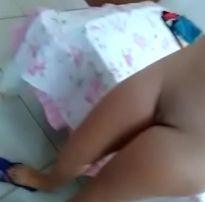 Novinha da buceta delicada mandando video pro namorado