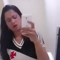 Vascaína sozinha em casa cheia de tesão fez vídeo porno e caiu na net