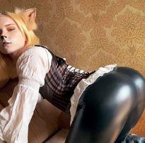 Sexo e boquete com oral creampie – fox cosplay – novinhas safadas