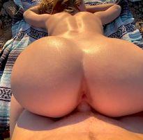 Surpresa sexo anal presente de dia dos namorados